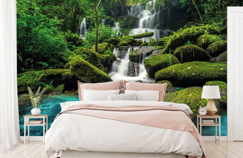 Vattenfall Vattenfall i en djungel 2