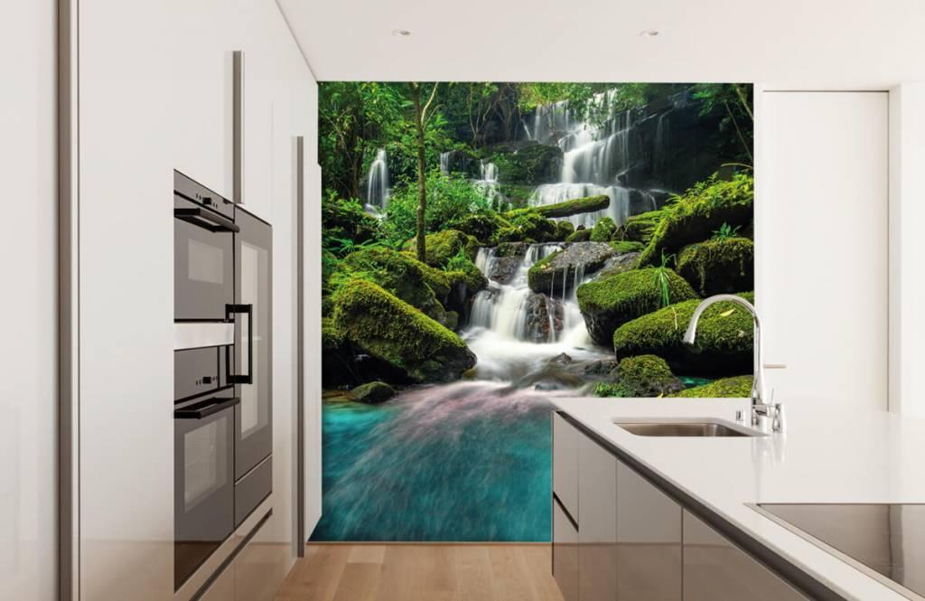Vattenfall Vattenfall i en djungel 3