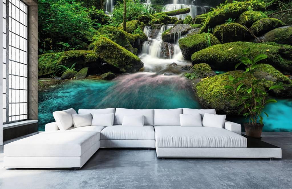 Vattenfall Vattenfall i en djungel 5