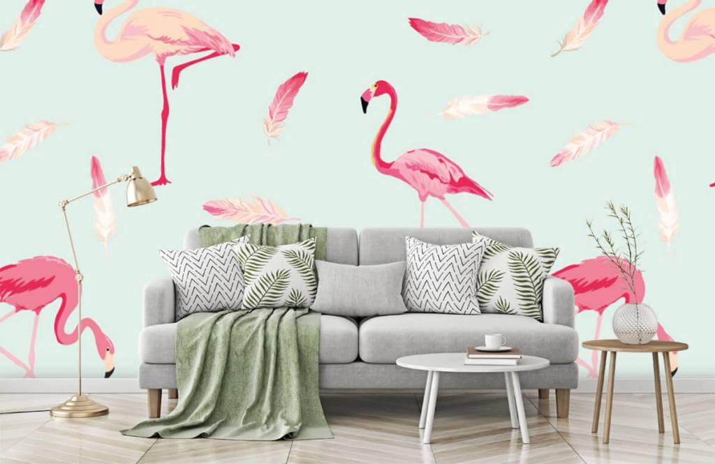 Övriga Flamingor 1