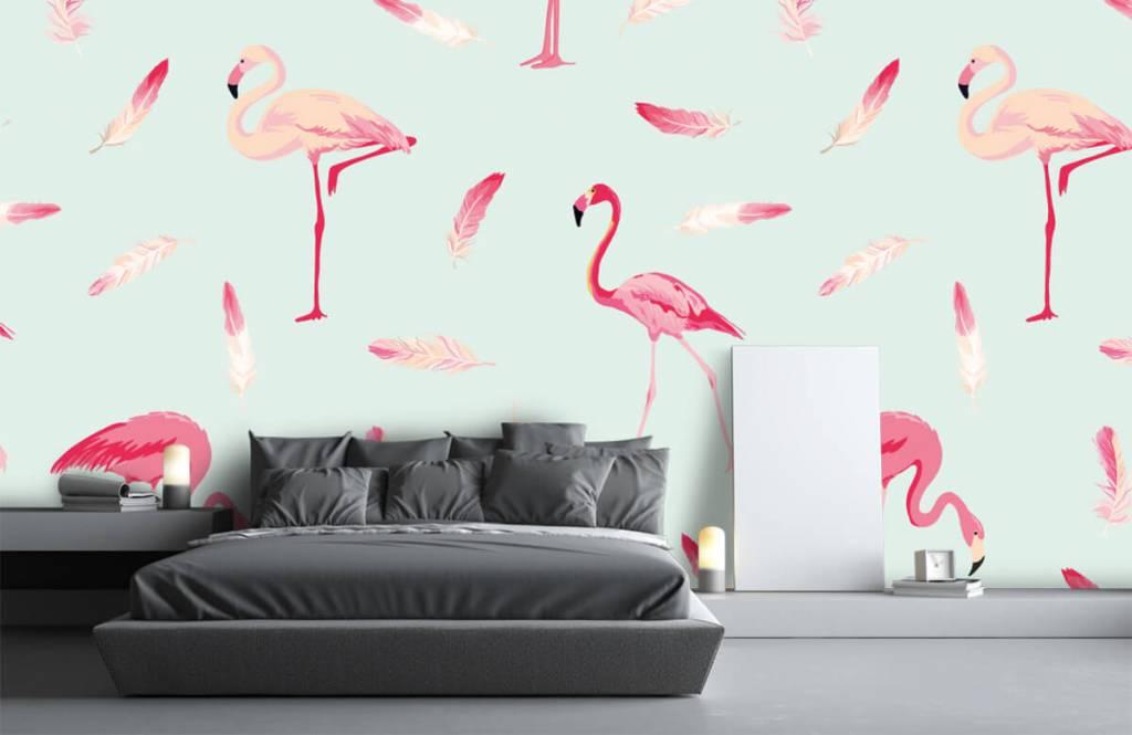 Övriga Flamingor 3