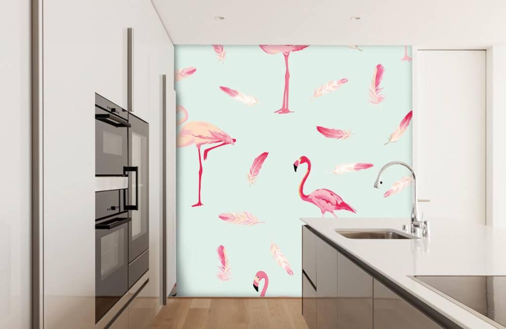 Övriga Flamingor 4