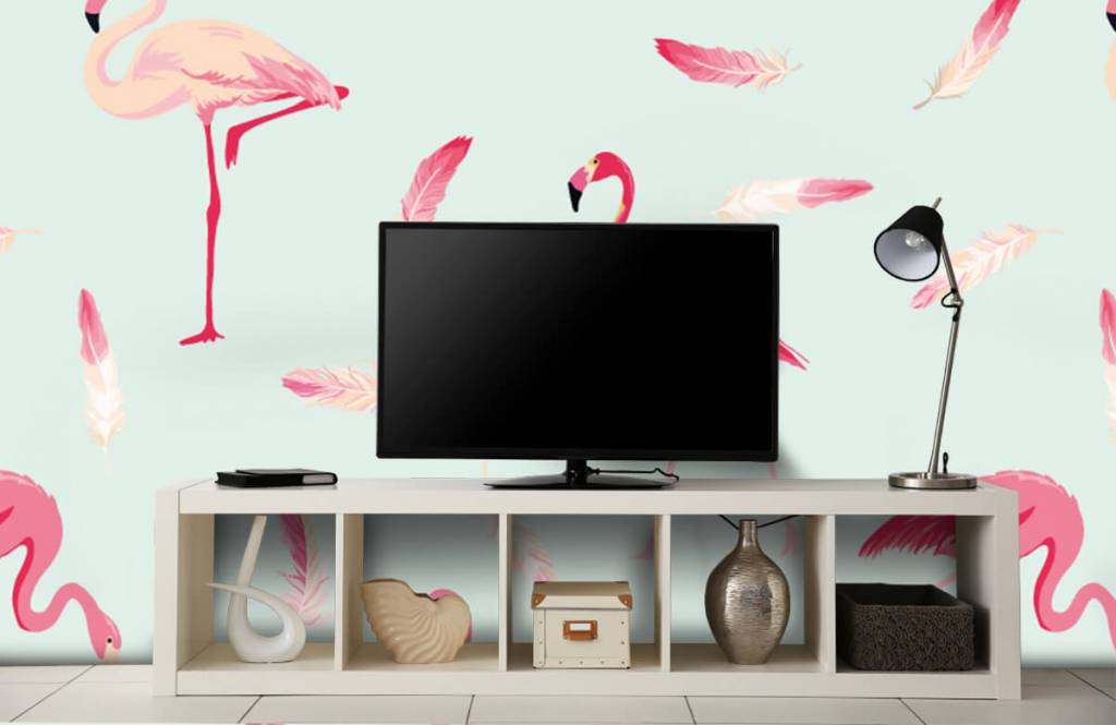 Övriga Flamingor 5