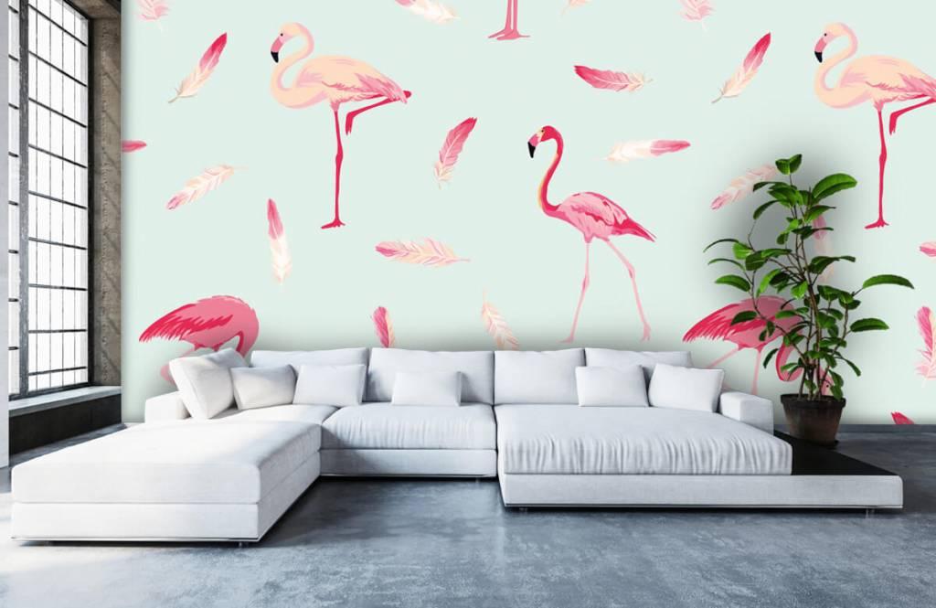 Övriga Flamingor 6