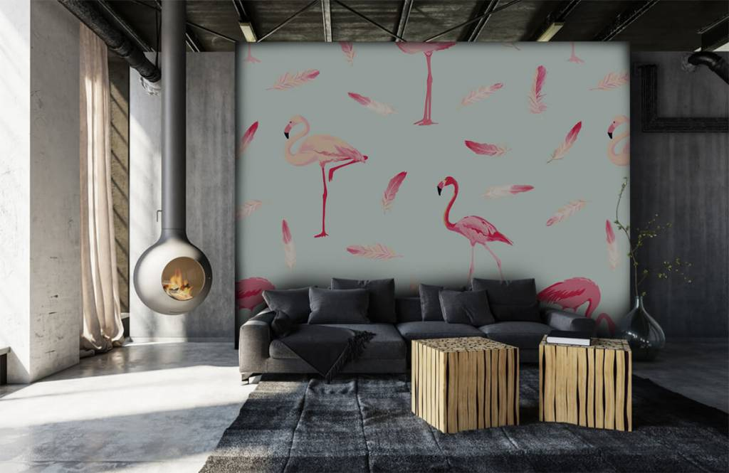 Övriga Flamingor 7
