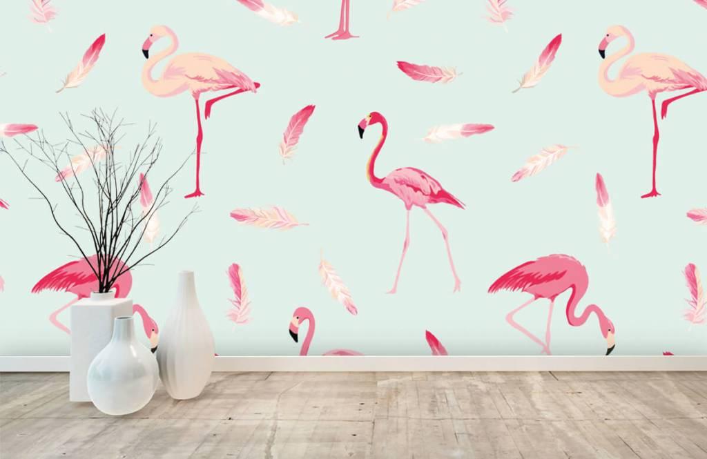 Övriga Flamingor 8