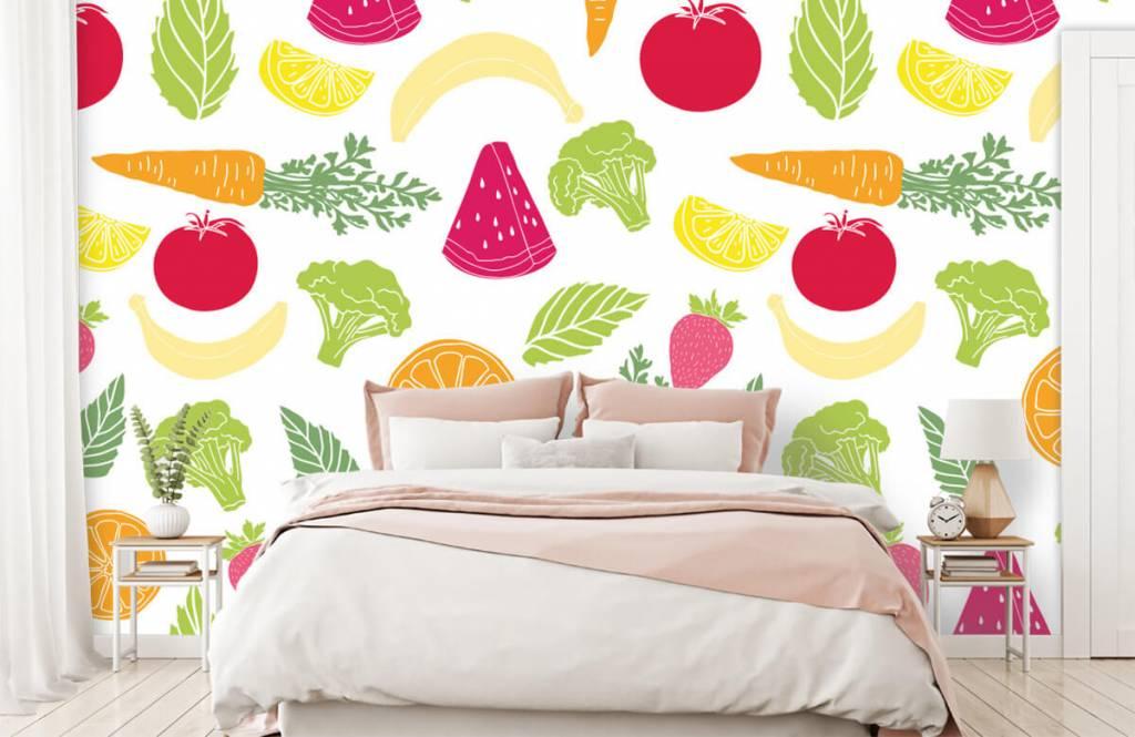 Övriga Getekend groente en fruit 2