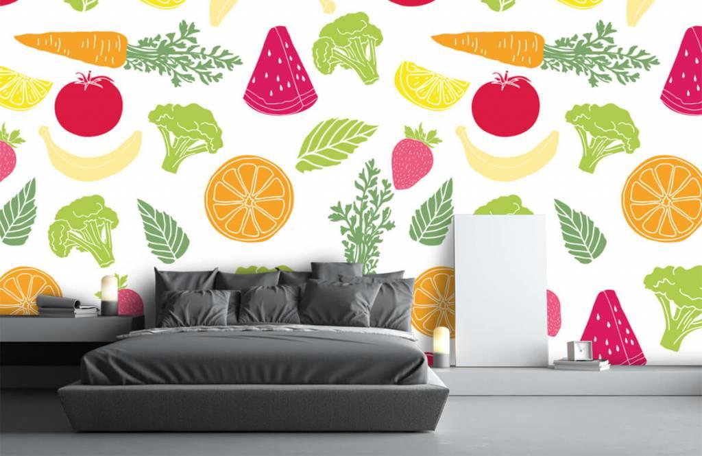 Övriga Getekend groente en fruit 3