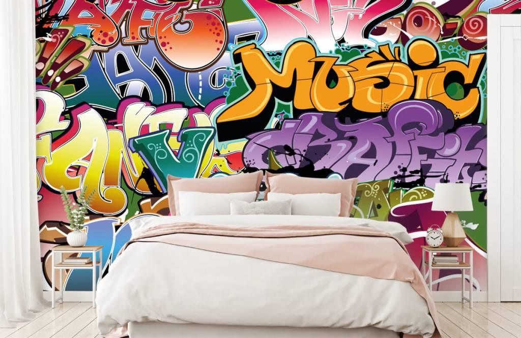 Graffiti Signerad graffiti 2