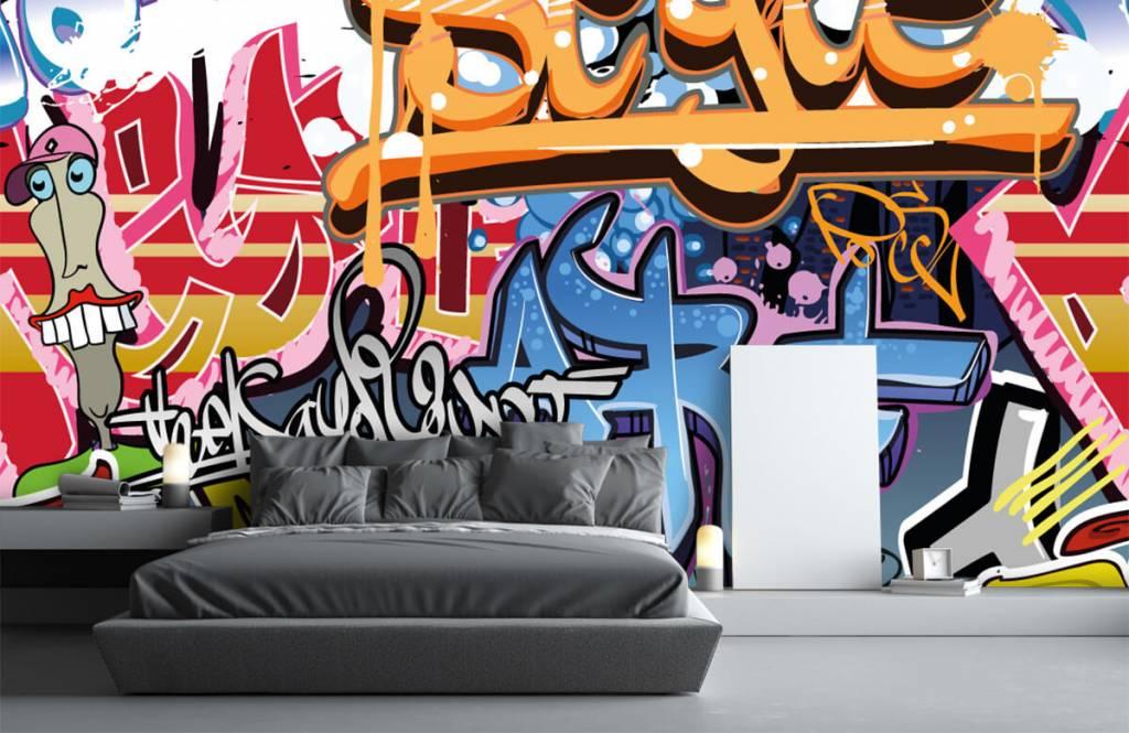 Graffiti Graffiti text 1