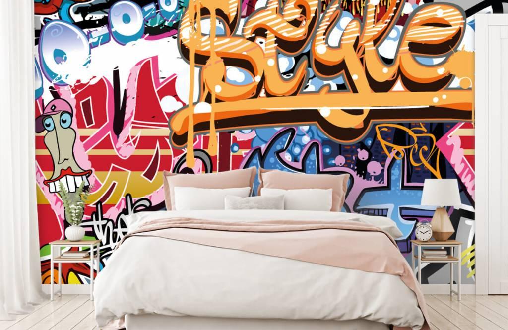 Graffiti Graffiti text 2