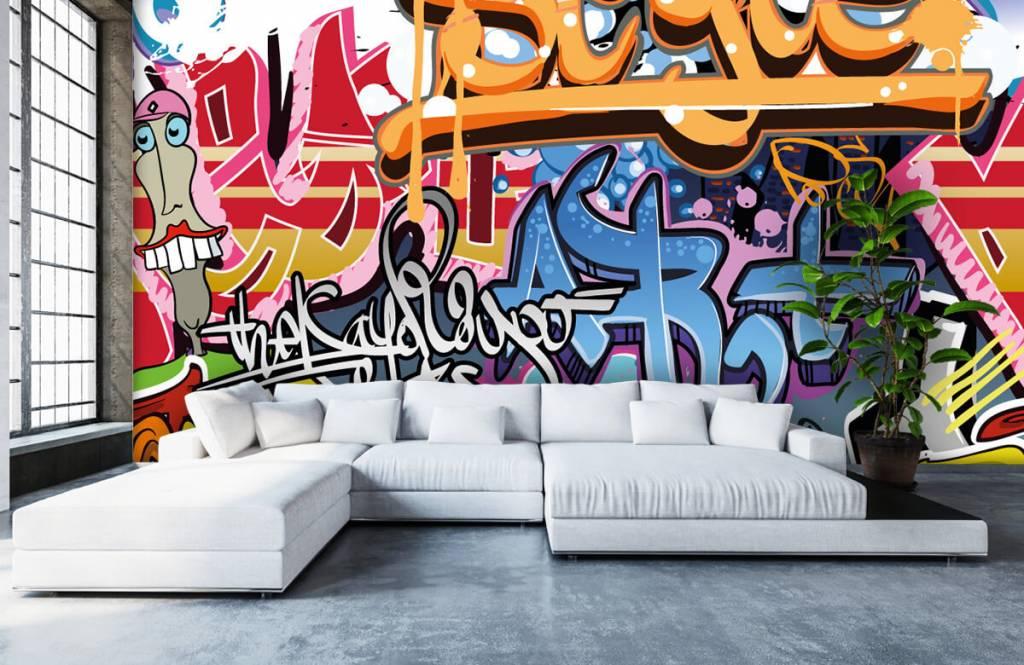 Graffiti Graffiti text 5