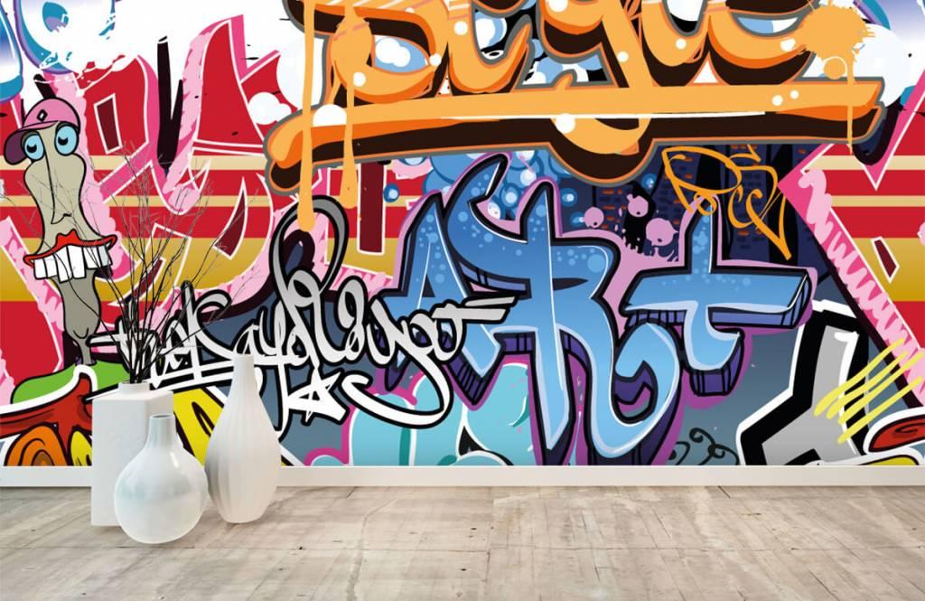 Graffiti Graffiti text 8