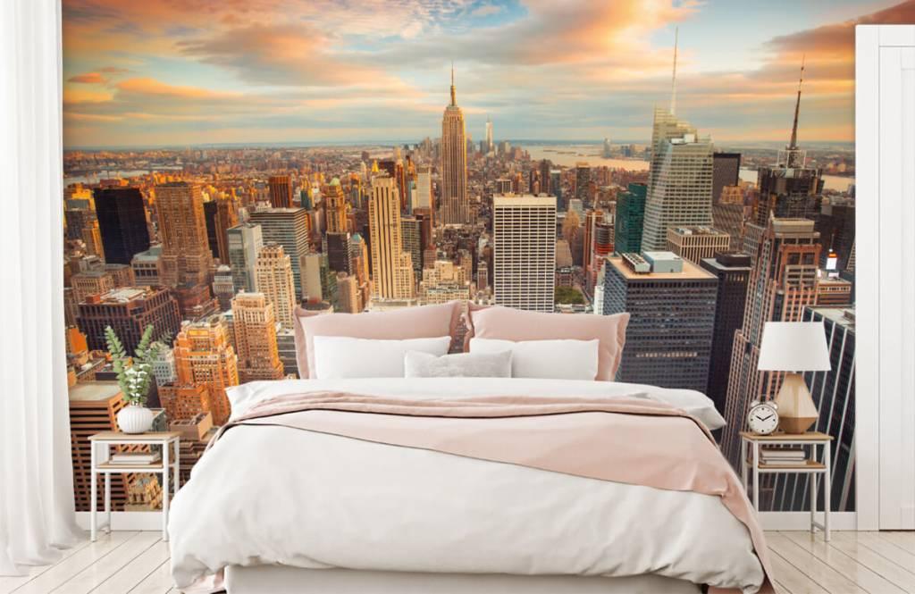 Städer tapet Manhattan 2