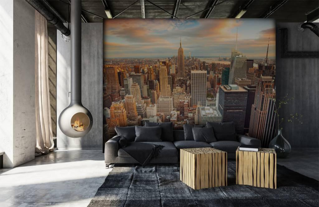 Städer tapet Manhattan 6