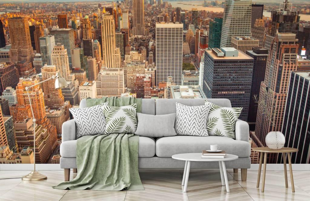 Städer tapet Manhattan 7