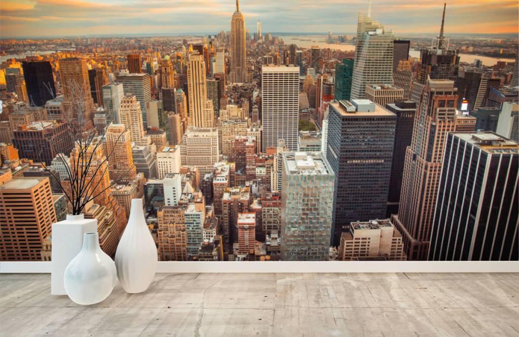 Städer tapet Manhattan 8