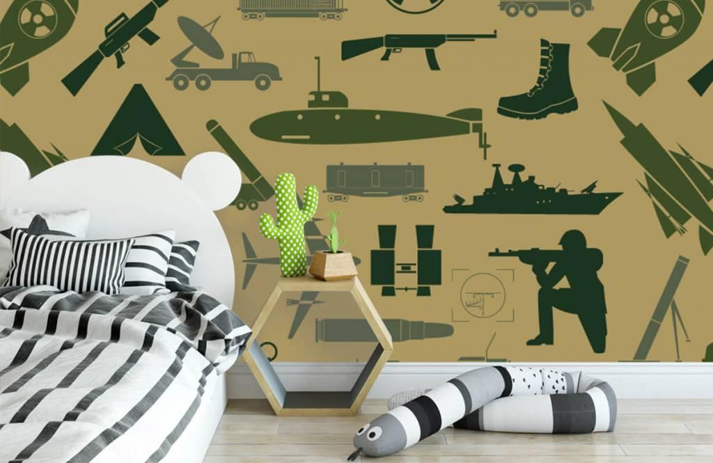 Övriga Militära illustrationer 2