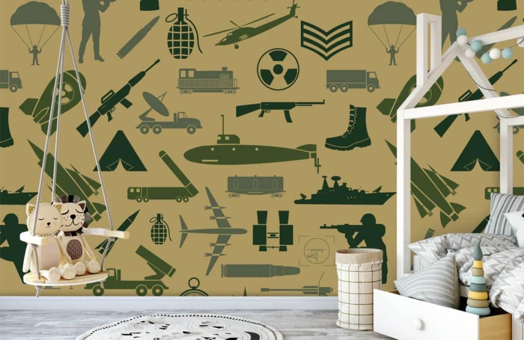 Övriga Militära illustrationer 3