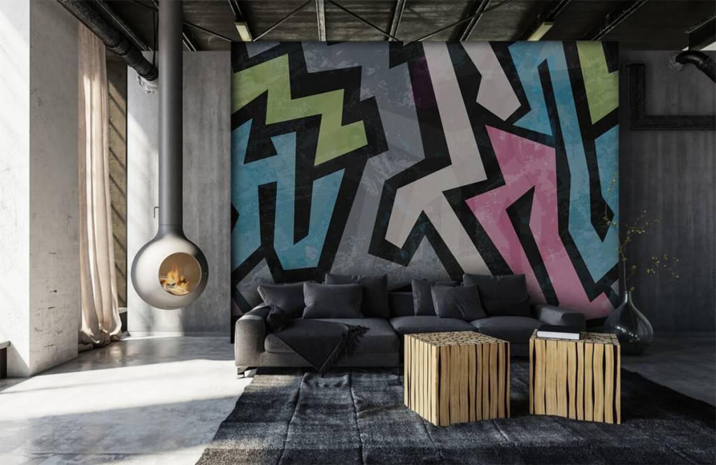 Graffiti Hipp modern grafitti 1