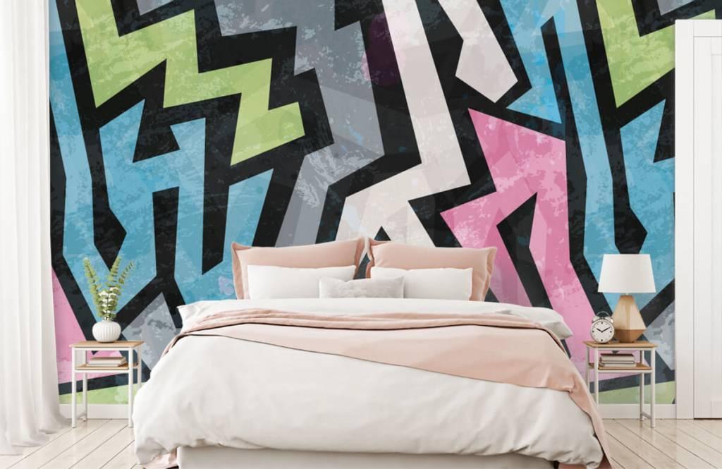 Graffiti Hipp modern grafitti 2