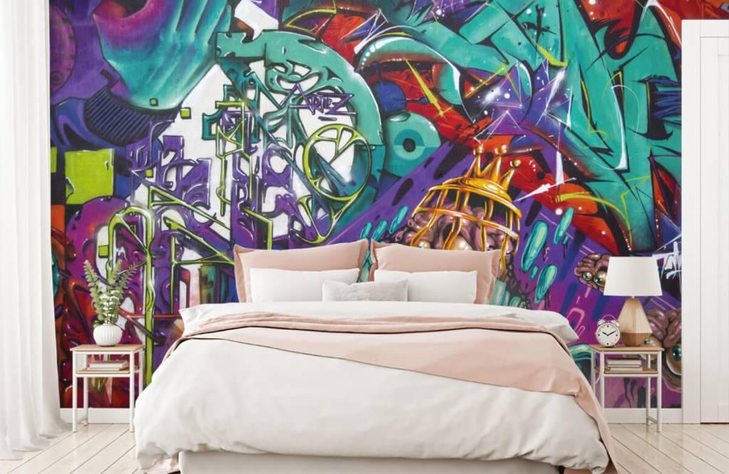 Graffiti Modernt graffiti 2