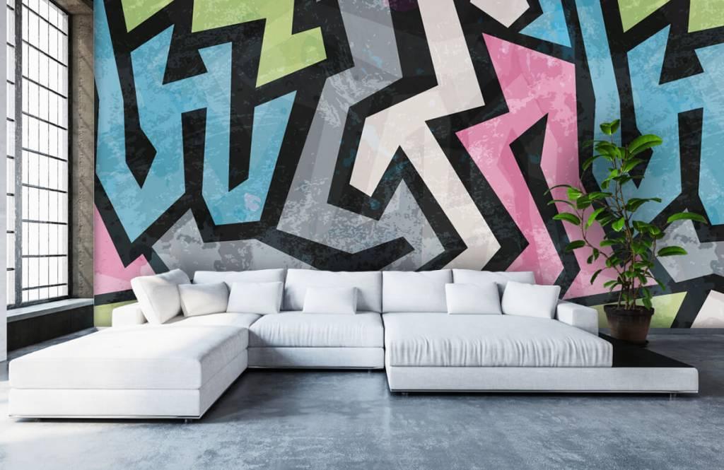 Graffiti Hipp modern grafitti 6
