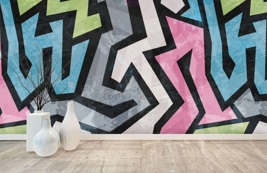 Graffiti Hipp modern grafitti 8