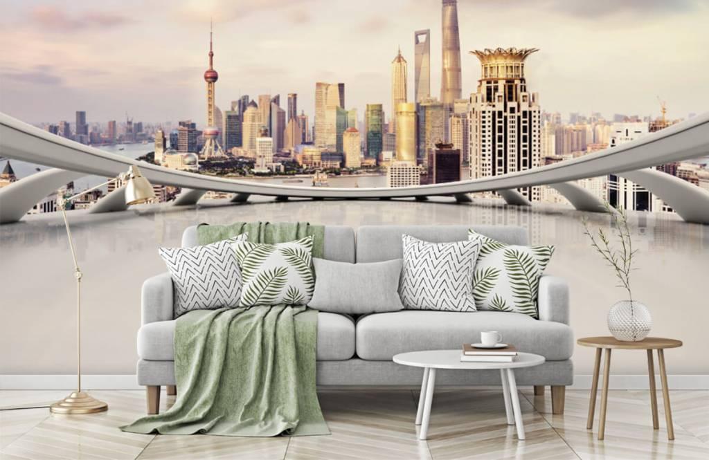 Skyline Shanghai skyline 8