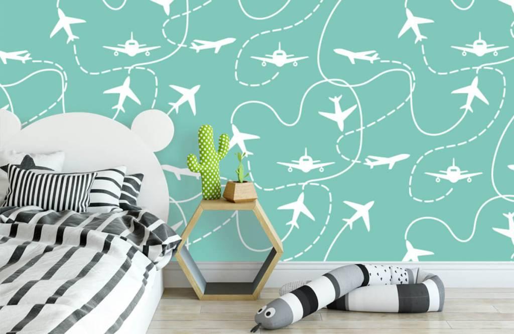 Övriga Flygplan och linjer 3