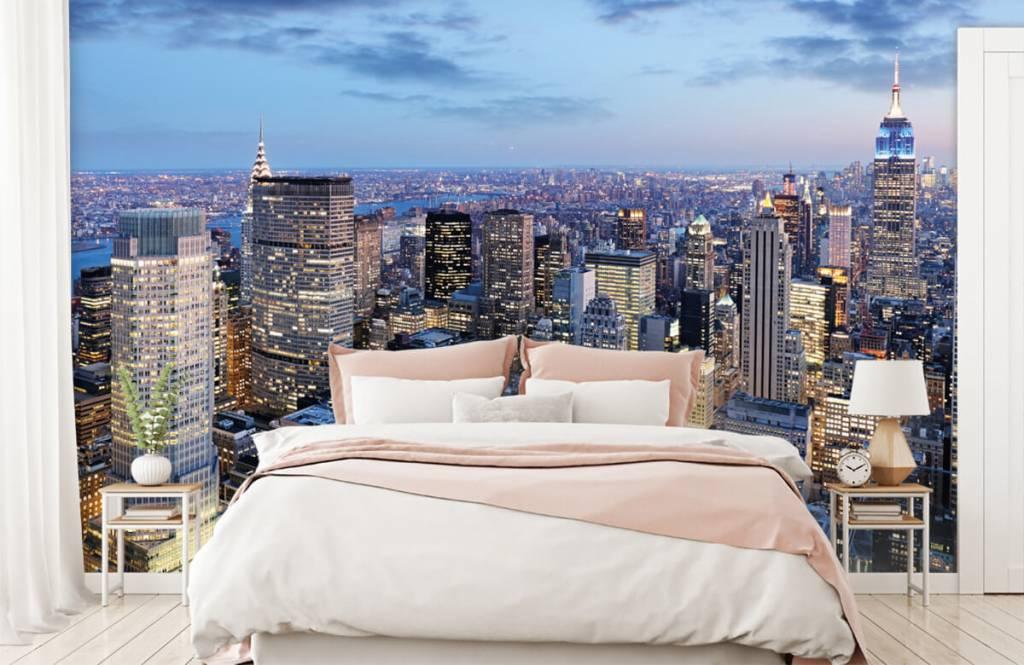Städer tapet New York 2