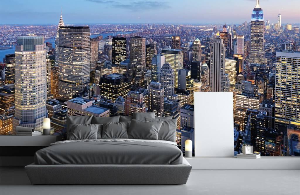Städer tapet New York 3