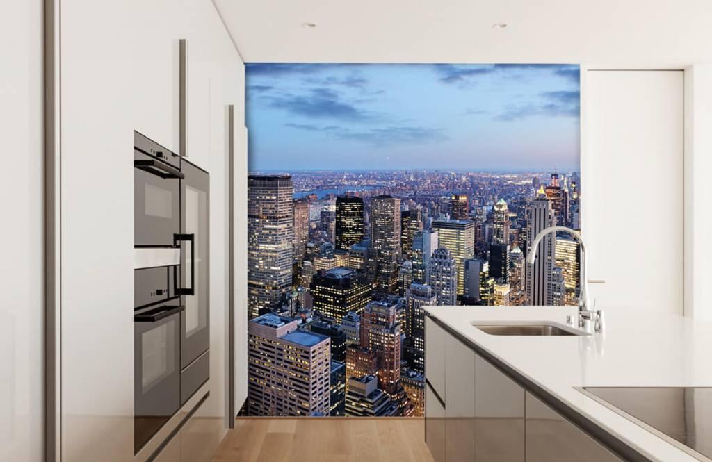Städer tapet New York 4
