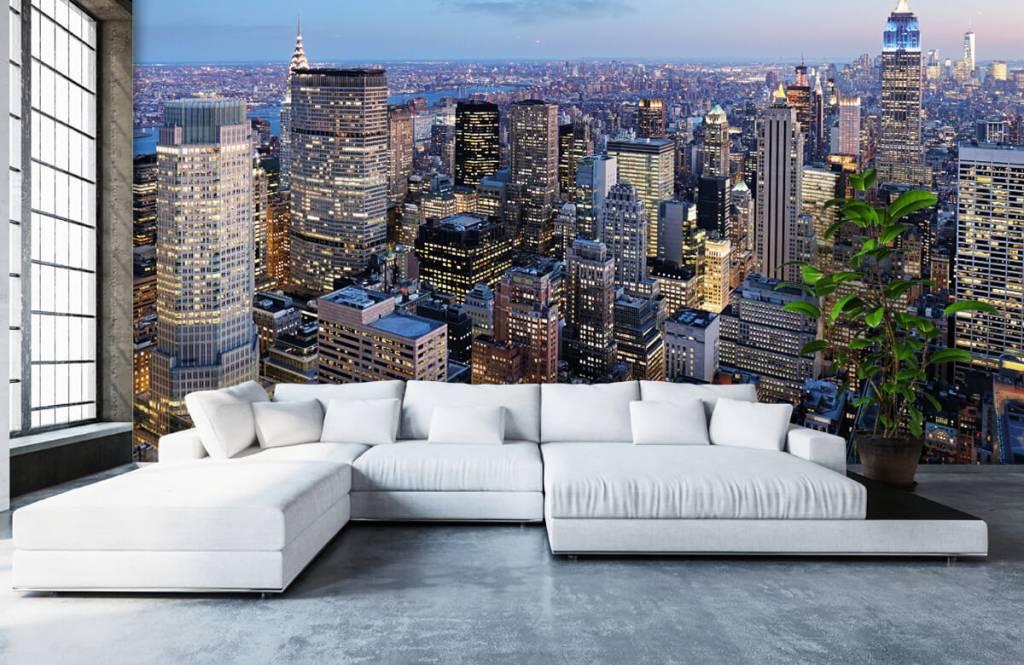 Städer tapet New York 5