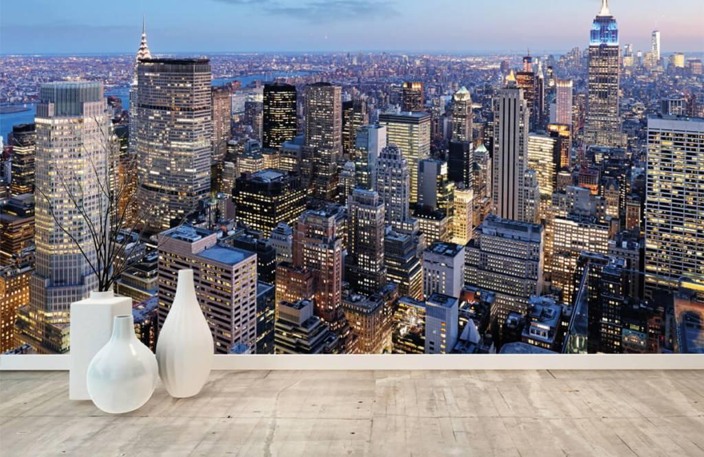 Städer tapet New York 8