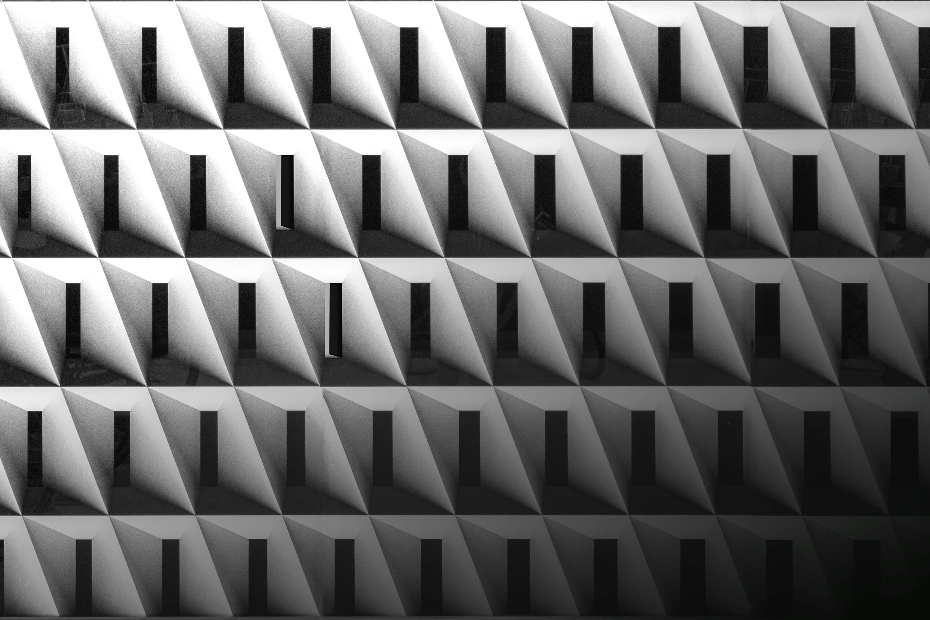 Abstract Wall structure
