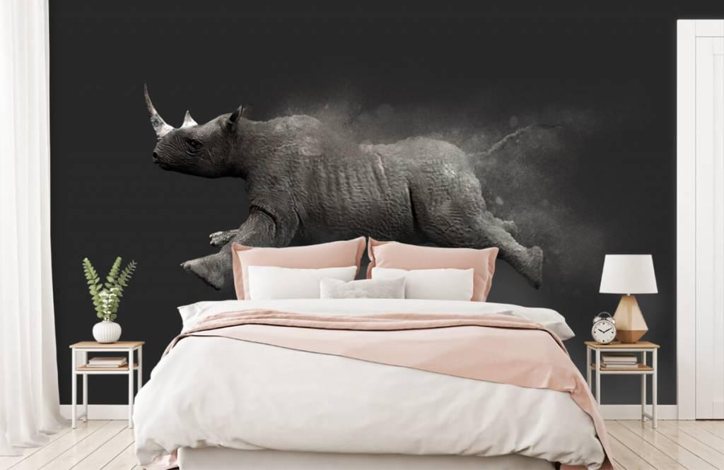 Övriga Hoppoche noshörning 2