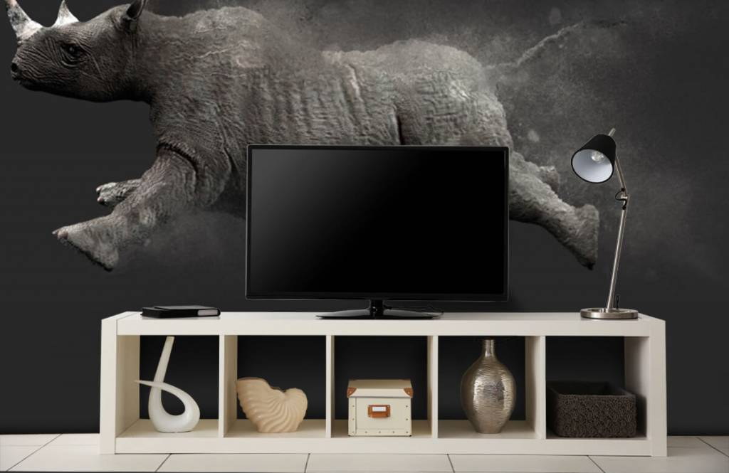 Övriga Hoppoche noshörning 3