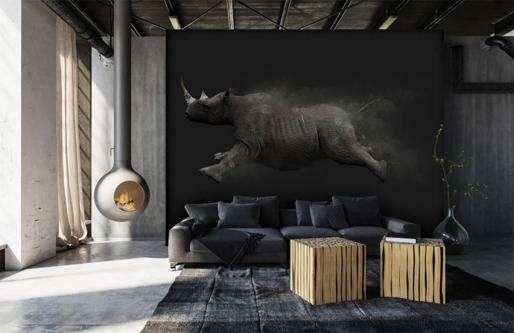 Övriga Hoppoche noshörning 5