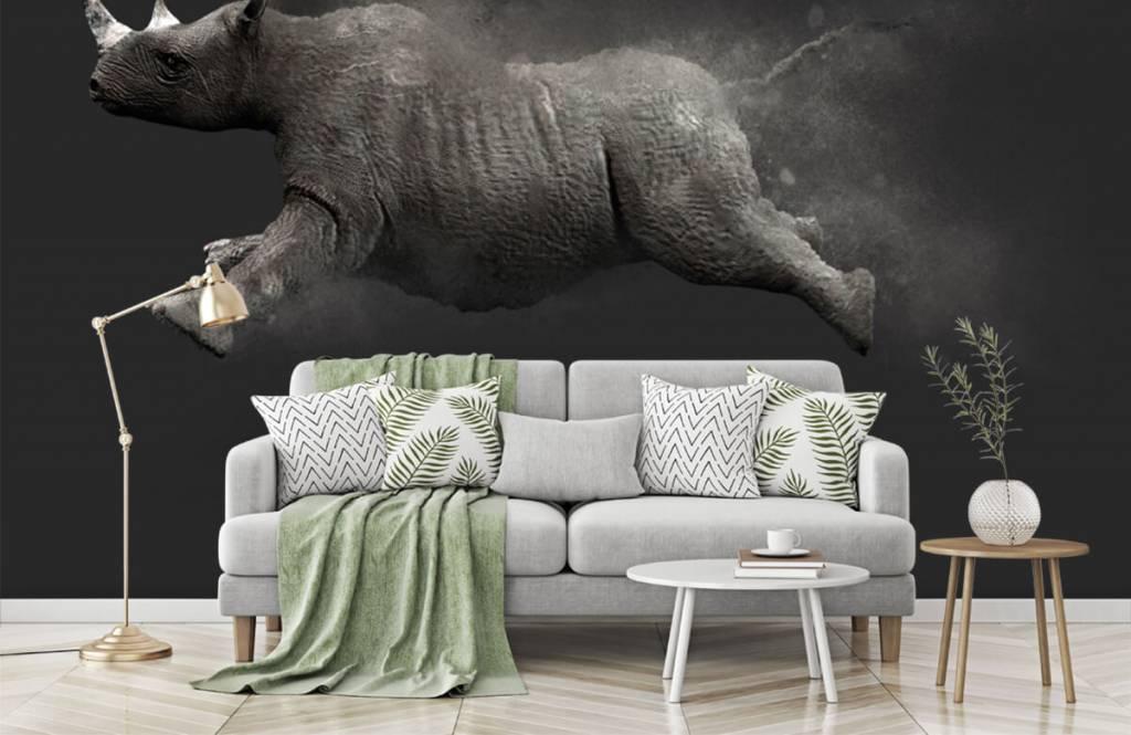 Övriga Hoppoche noshörning 6