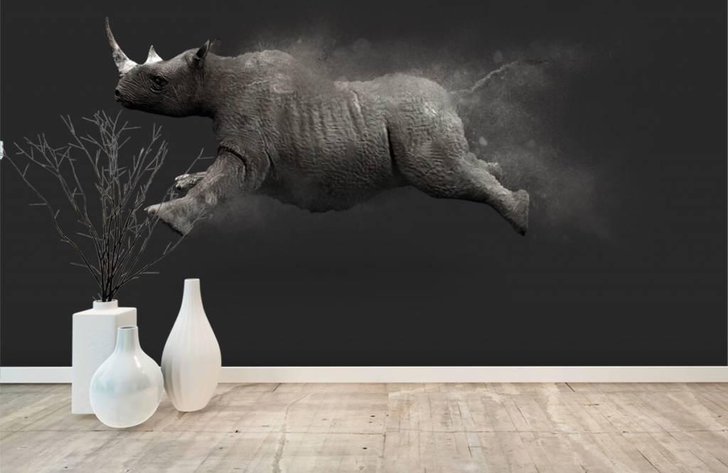 Övriga Hoppoche noshörning 7