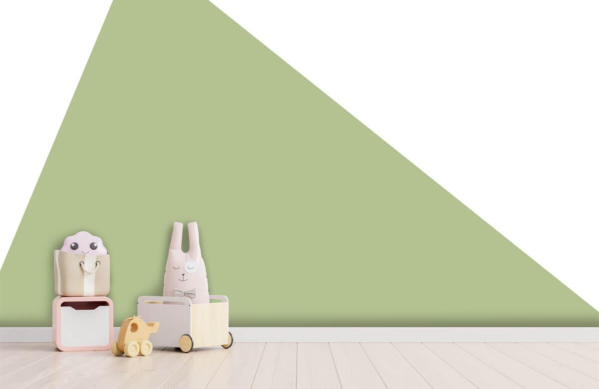 Höft & trendigt Triangel, ljusgrön 4