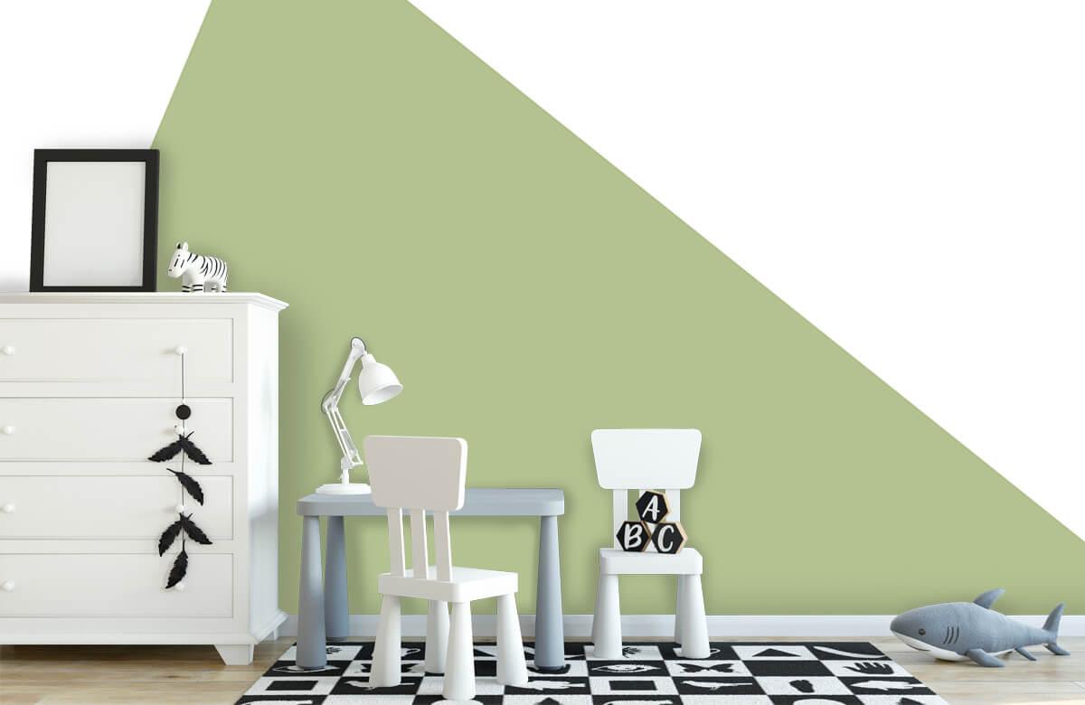 Höft & trendigt Triangel, ljusgrön 8