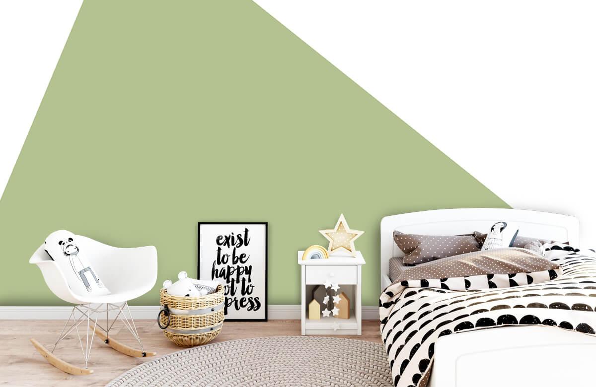 Höft & trendigt Triangel, ljusgrön 9