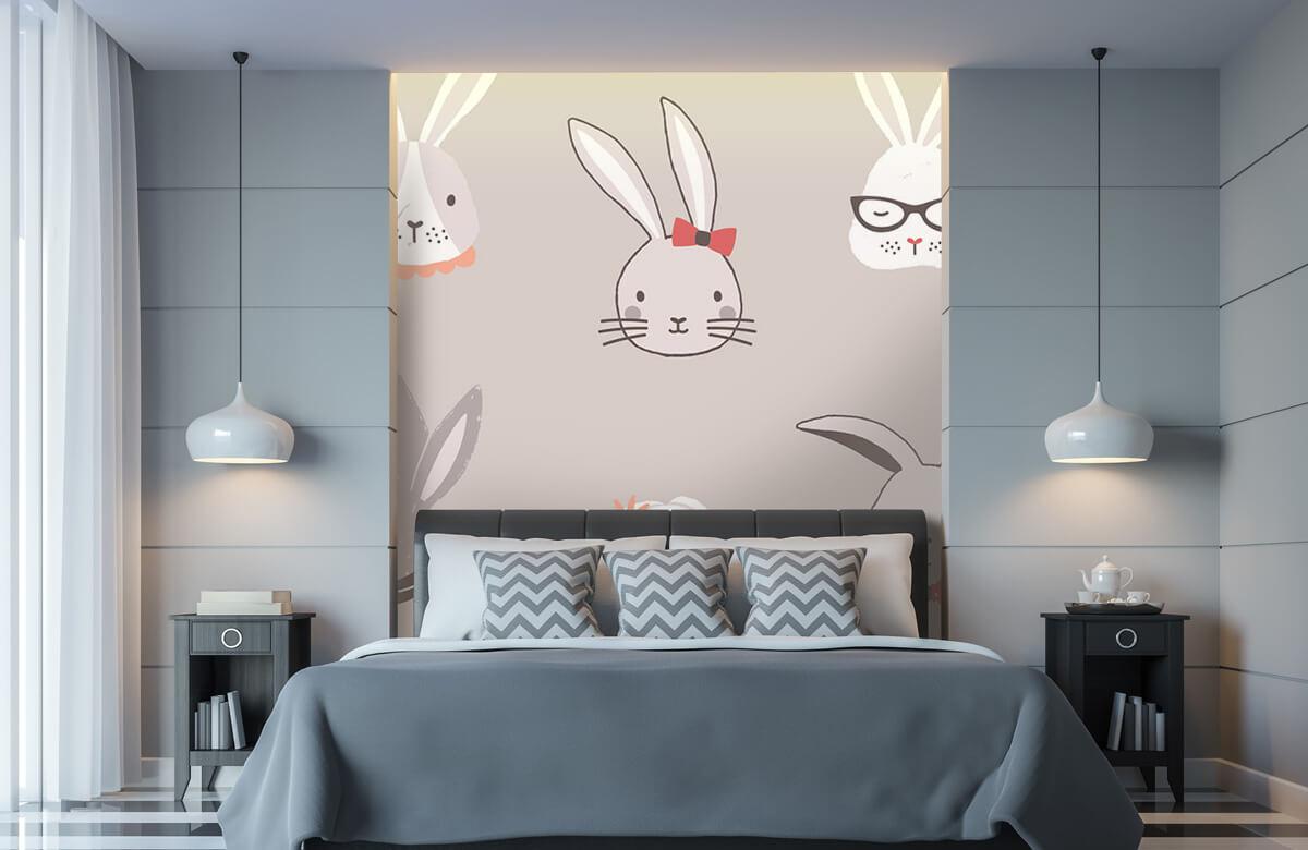 Pattern Kaninmönster 10