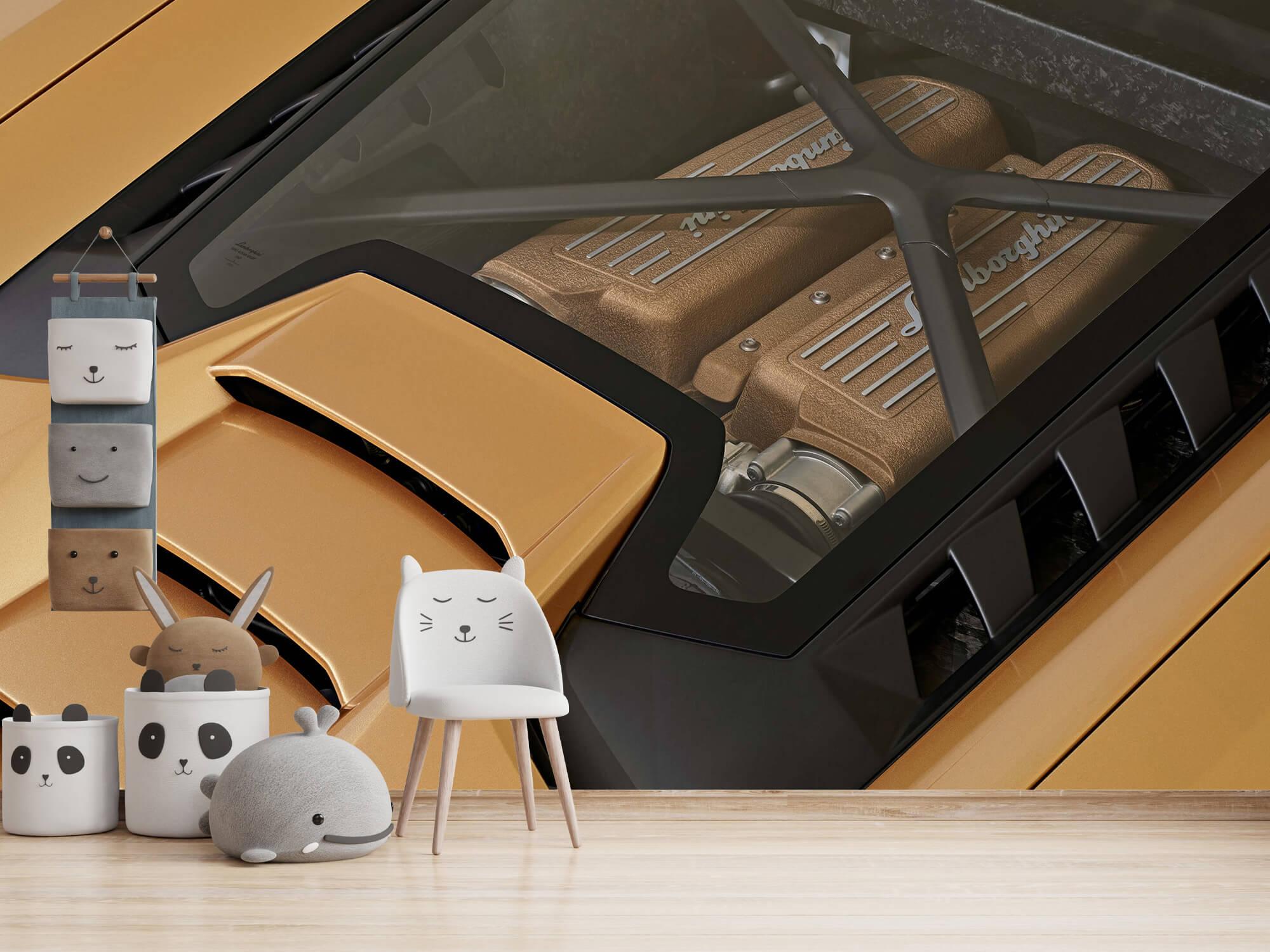 Wallpaper Lamborghini Huracán - Motor 15