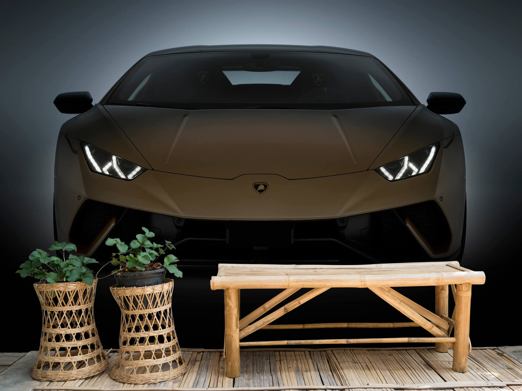 Wallpaper Lamborghini Huracán - Huracán - Fram 8
