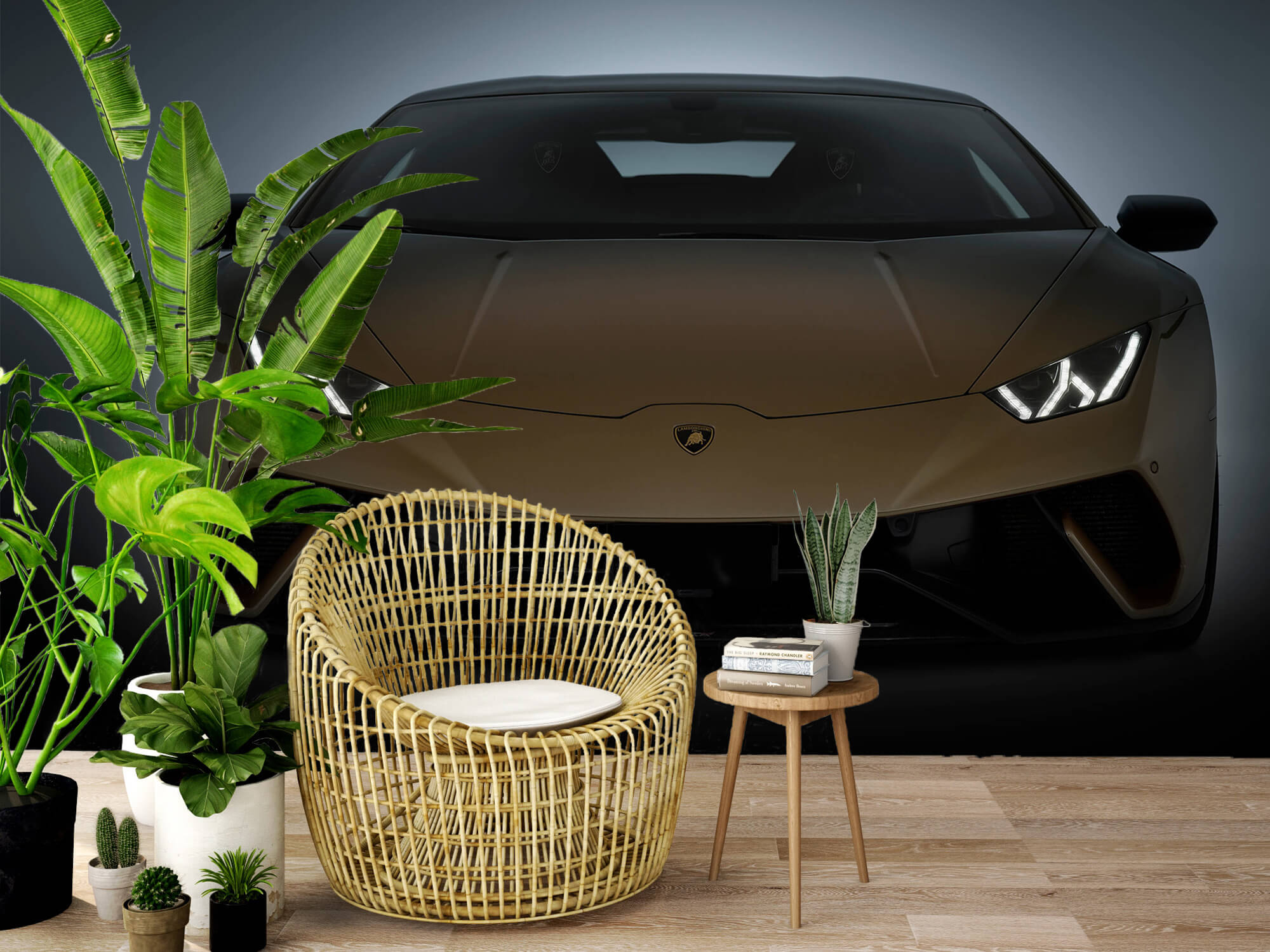 Wallpaper Lamborghini Huracán - Huracán - Fram 9