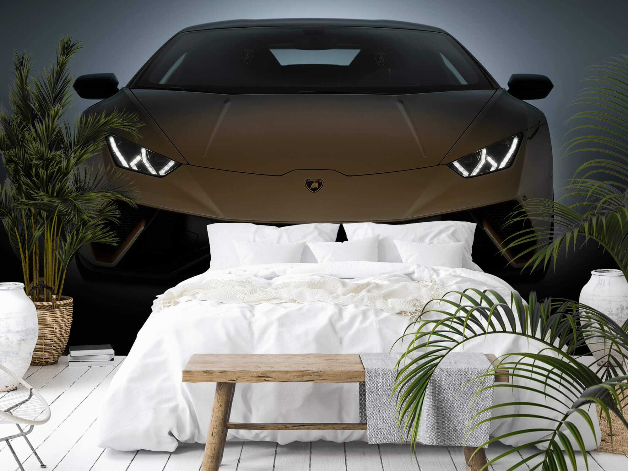 Wallpaper Lamborghini Huracán - Huracán - Fram 5