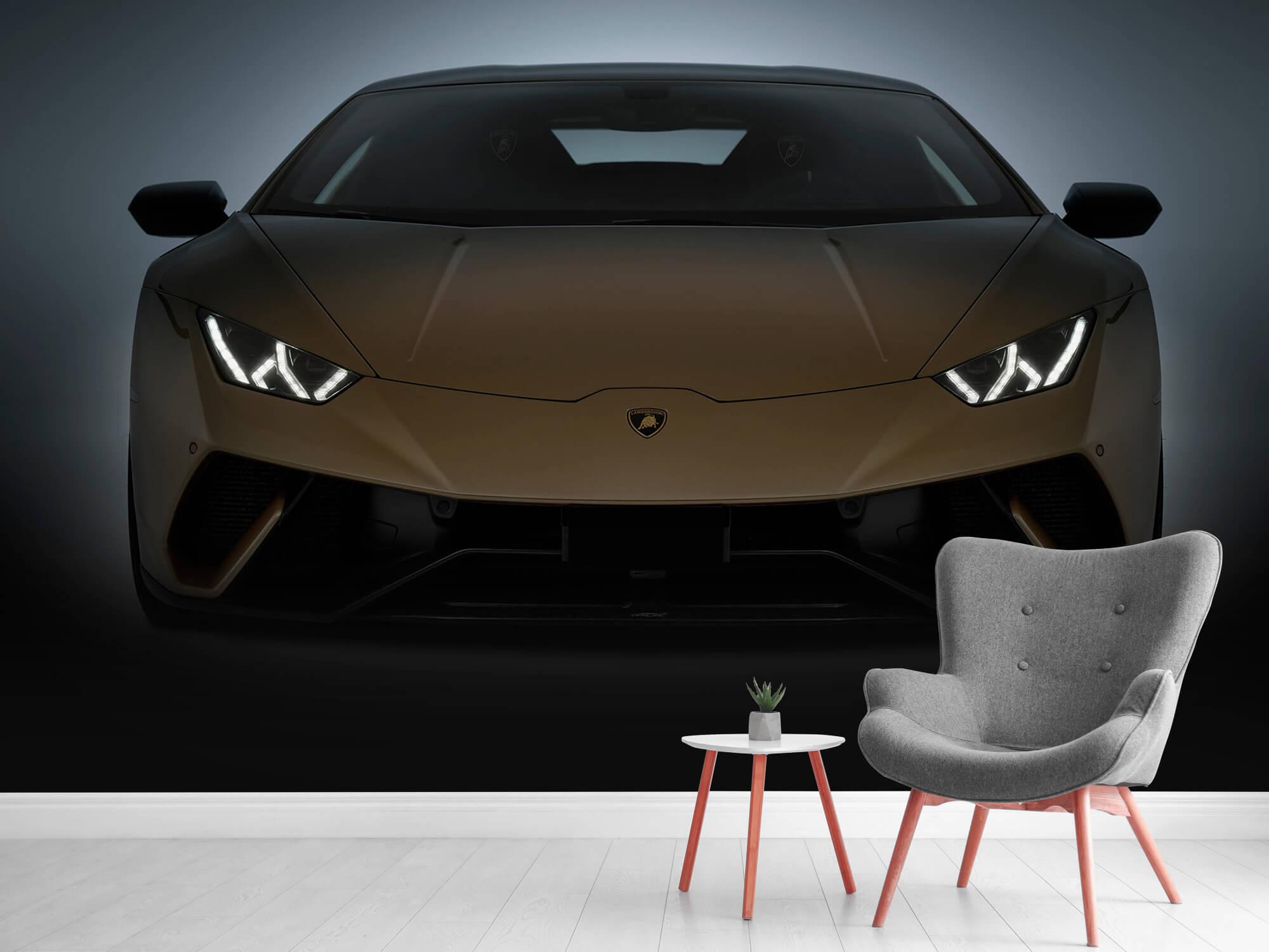 Wallpaper Lamborghini Huracán - Huracán - Fram 2